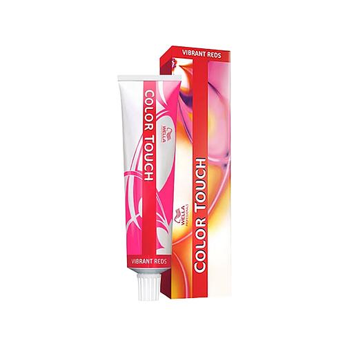 Tonalizante Wella Color Touch 4.77 Castanho Médio Marrom Intenso 60ml
