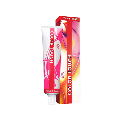 Tonalizante Wella Color Touch 7.1 Louro Médio Acinzentado 60ml