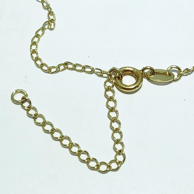 Tornozeleira Folheado Ouro 18k Pingente de Borboleta