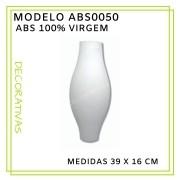 Forma De Gesso 3D em ABS - ABS0050-2MM 16x39cm