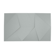 Forma De Gesso 3D em ABS - ABS0053-2MM 45x73cm