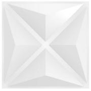 Forma De Gesso 3D em ABS - ABS0089-2MM 44x44cm