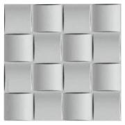 Forma De Gesso 3D em ABS - ABS0094-2MM 38,5x38,5cm