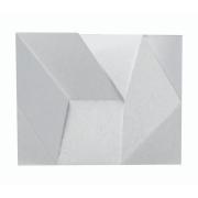 Forma De Gesso 3D em ABS - ABS0134-2MM 48,5x36,5cm
