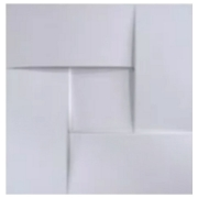 Forma De Gesso 3D em ABS - ABS0148-2MM 48x48cm