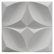 Forma De Gesso 3D em ABS - ABS0166-2MM  45x45cm