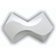 Forma De Gesso 3D em ABS - ABS0190-2MM 48x29cm