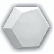 Forma De Gesso 3D em PET - PET0030-1.8MM 28x32cm