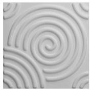 Forma De Gesso 3D em PET - PET0048-1.8MM 30x30cm