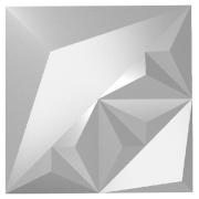 Forma De Gesso 3D em PET - PET0065-1.8MM 29x29cm