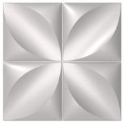 Forma De Gesso 3D em PET - PET0106-1.8MM 39x39cm