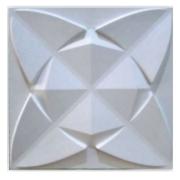 Forma De Gesso 3D em PET - PET0109-1.8MM 39x39cm