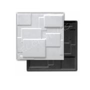 Forma De Gesso 3D em PET - PET0153-1.8MM 49x49cm