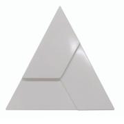 Forma De Gesso 3D em PET - PET0161-1.8MM  39x39cm