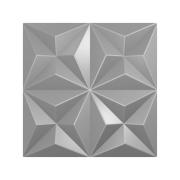Forma De Gesso 3D em PET - PET0176-1.8MM  45x45cm