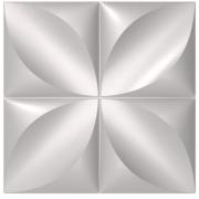 Forma De Gesso 3D em PET - PET0224 - 1.8MM 30x30cm