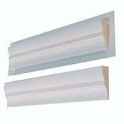 Forma para moldura de rodateto - MO0001- 2MM 10x3