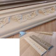 Forma para moldura de rodateto - MO0008- 2MM 10x50x1,8cm