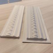 Forma para moldura de rodateto - MO0009- 2MM  11x50x1,5cm