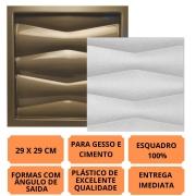 Forma Pra Gesso 3d E Cimento Pol0032