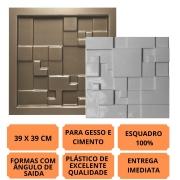 Formas Pra Gesso 3d E Cimento Pol0111