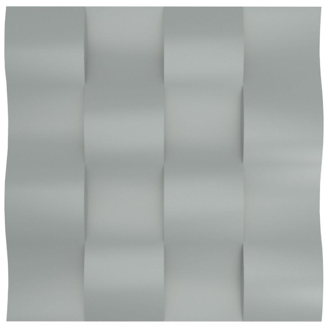 Forma De Gesso 3D em ABS - ABS0009-2MM 30x30cm