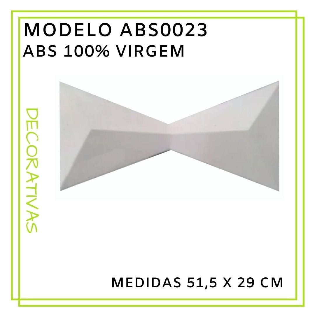 Forma De Gesso 3D em ABS - ABS0023-2MM 51,5x29cm