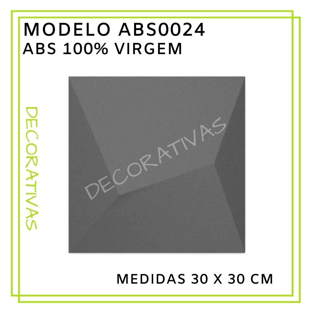 Forma De Gesso 3D em ABS - ABS0024-2MM 29x29cm