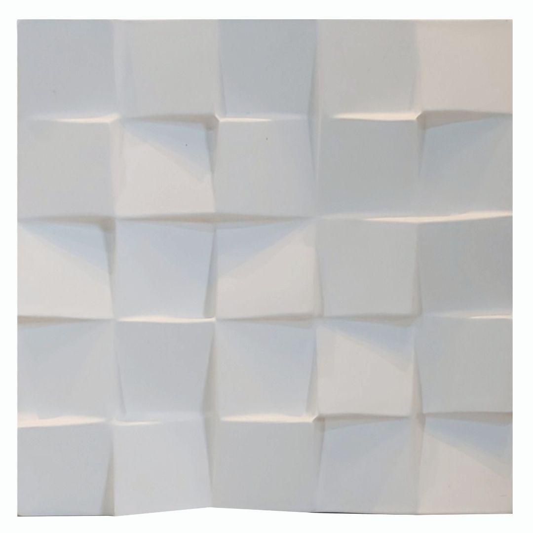 Forma De Gesso 3D em ABS - ABS0105-2MM  40,5x40,5cm