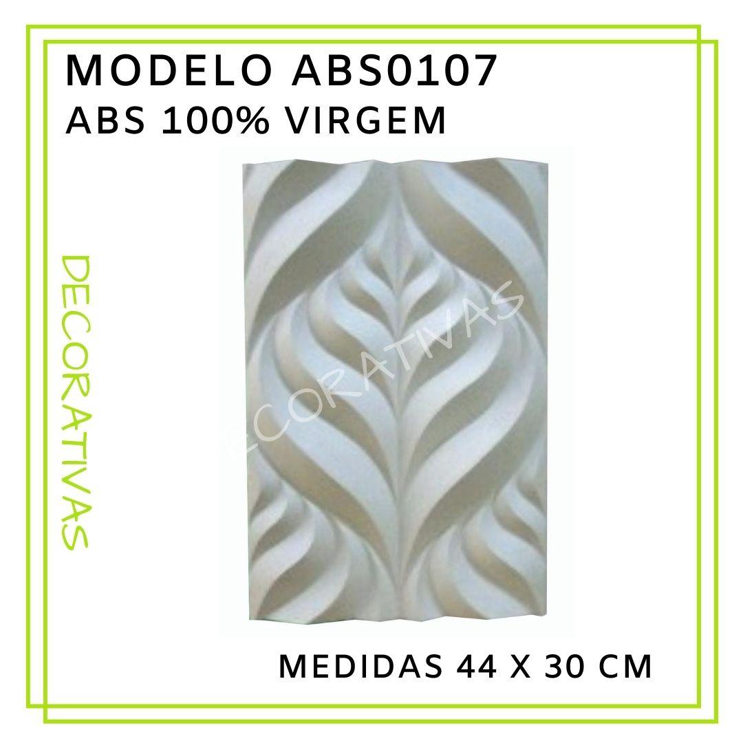 Forma De Gesso 3D em ABS - ABS0107-2MM 43x29cm