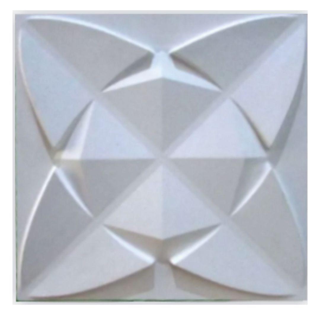 Forma De Gesso 3D em ABS - ABS0109-2MM 39x39cm