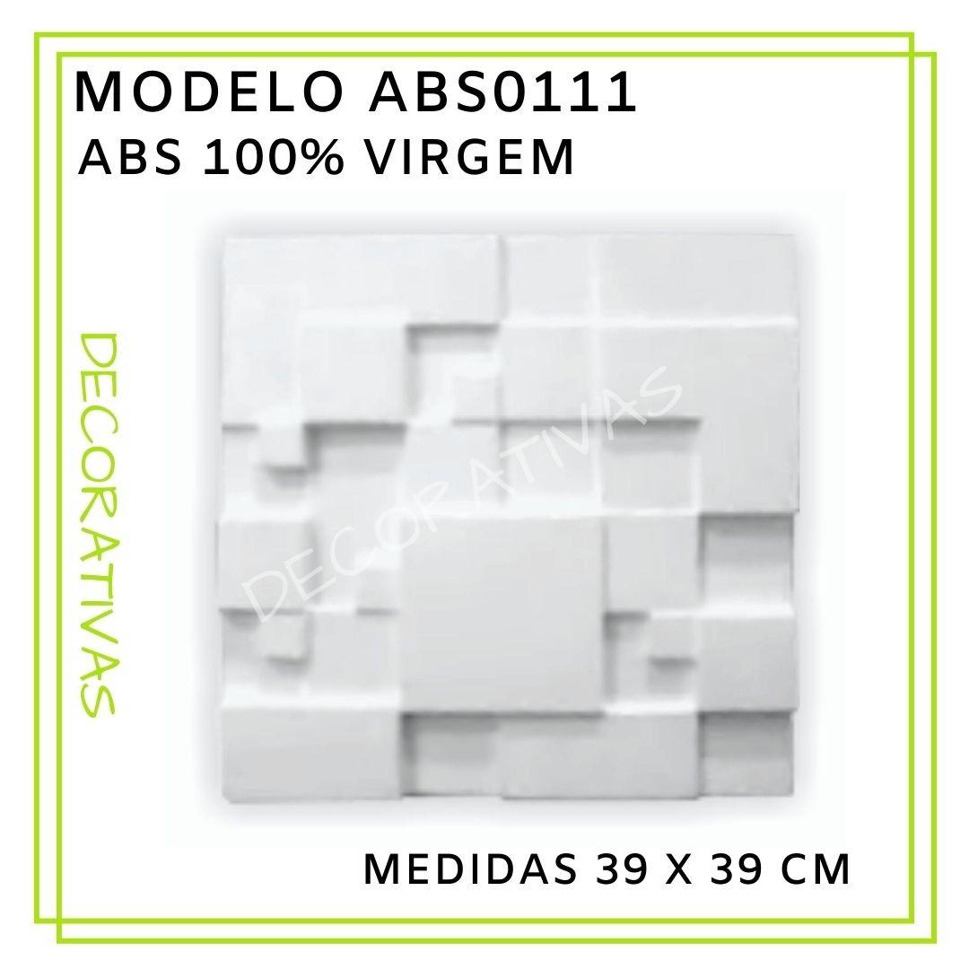 Forma De Gesso 3D em ABS - ABS0111-2MM 39x39cm
