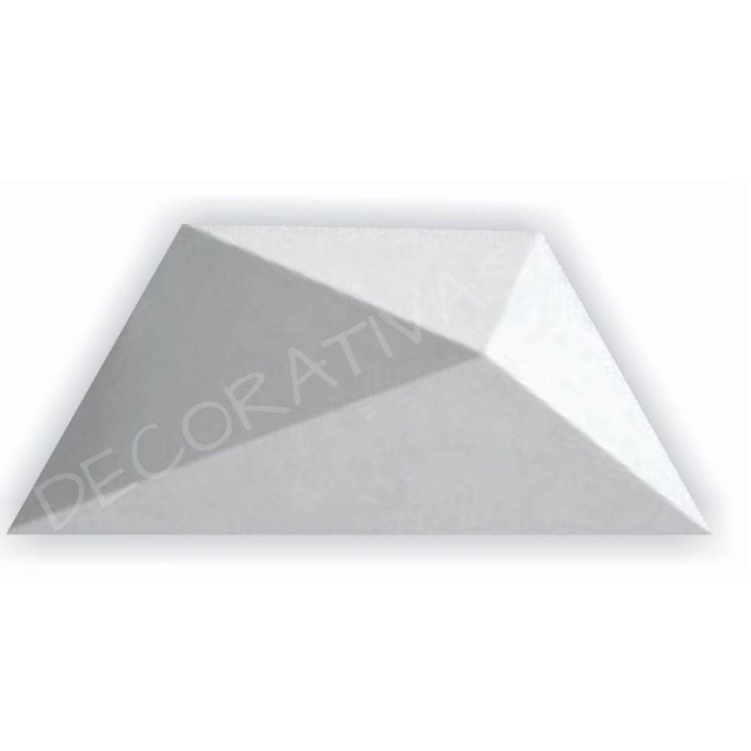 Forma De Gesso 3D em ABS - ABS0113-2MM 43x19cm