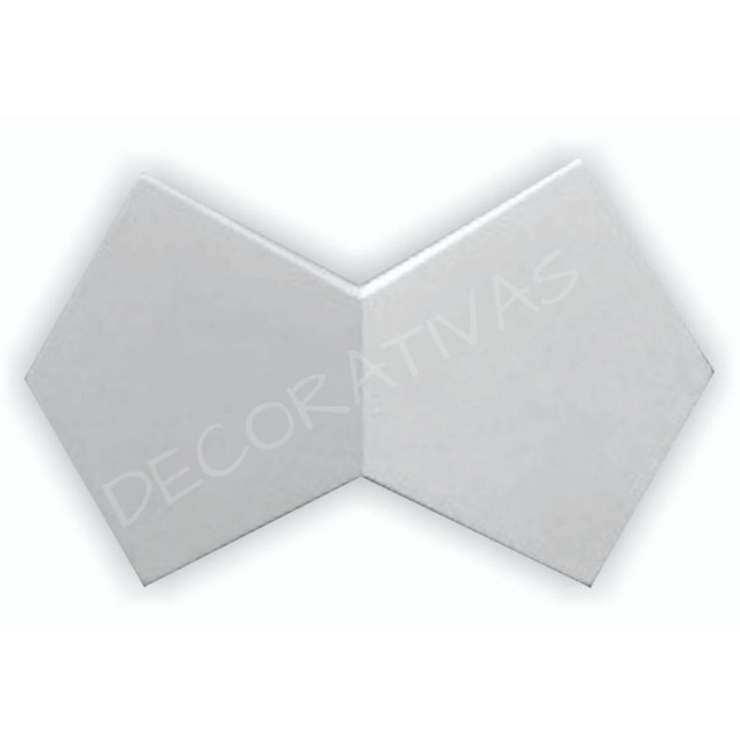 Forma De Gesso 3D em ABS - ABS0115-2MM 38x24cm