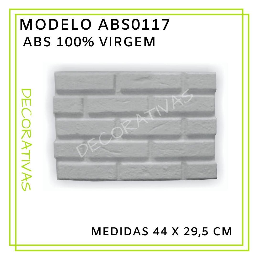 Forma De Gesso 3D em ABS - ABS0117-2MM 44x29,5cm