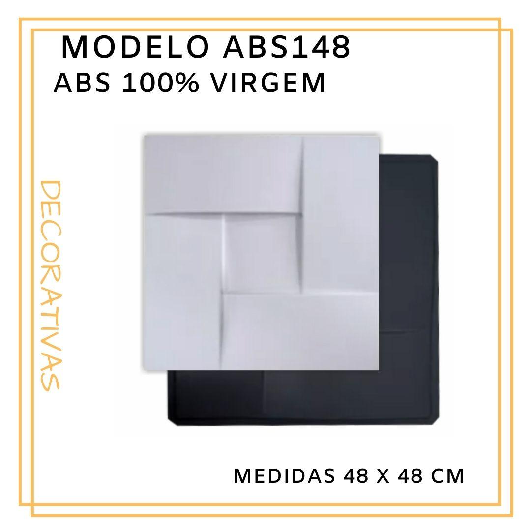 Forma De Gesso 3D em ABS - ABS0148-1MM 48,5x48,5cm