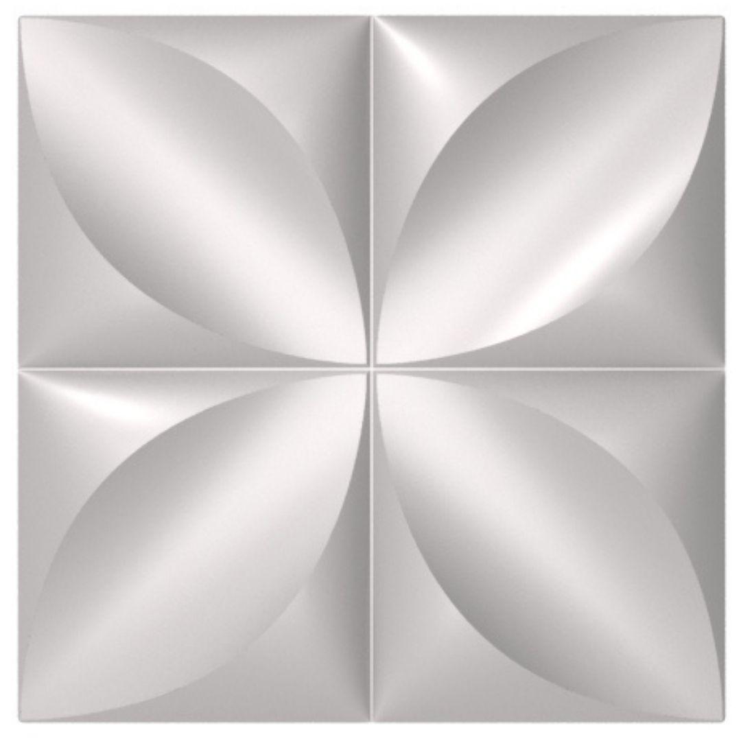 Forma De Gesso 3D em ABS - ABS0149-2MM 50x50cm