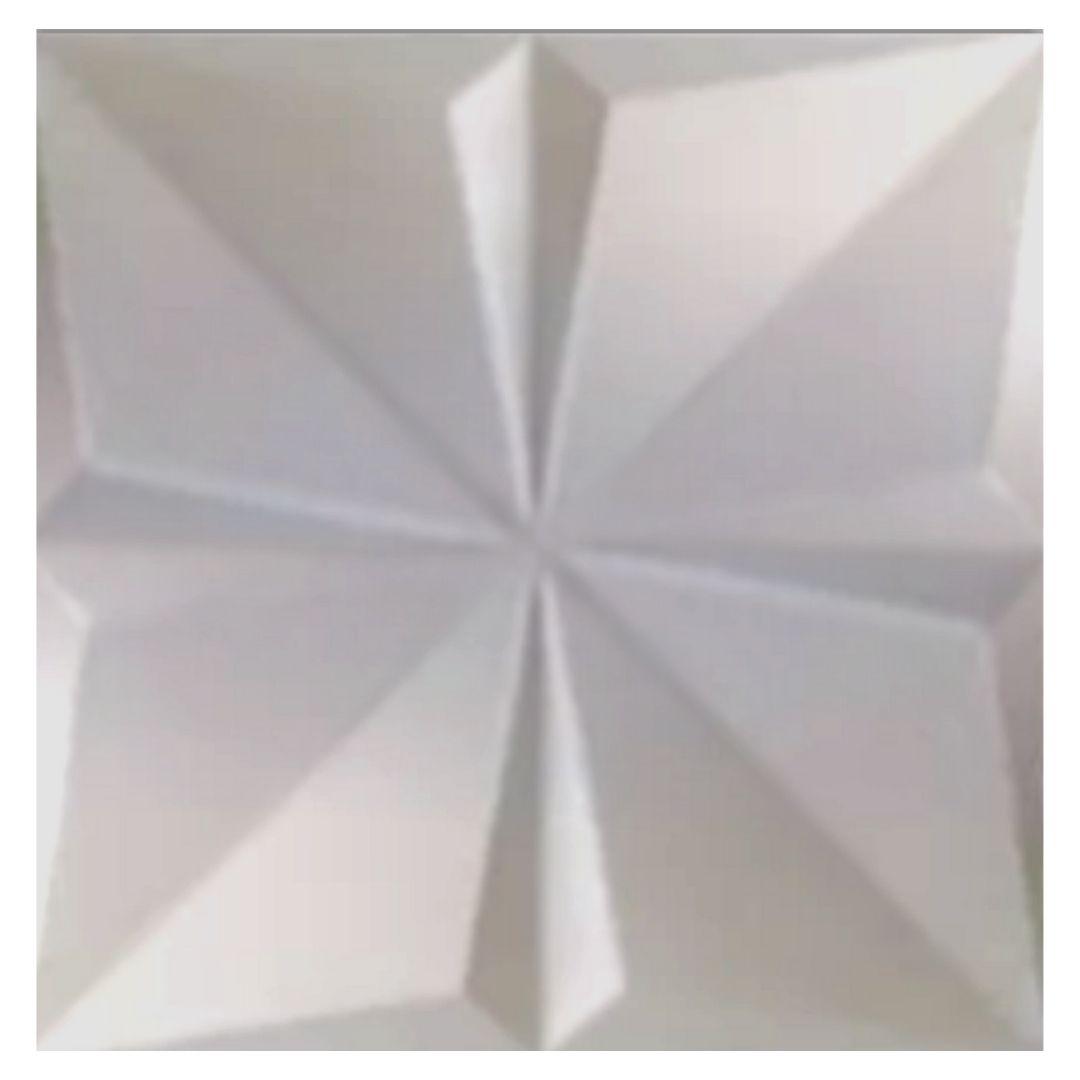 Forma De Gesso 3D em ABS - ABS0151-2MM 49x49cm