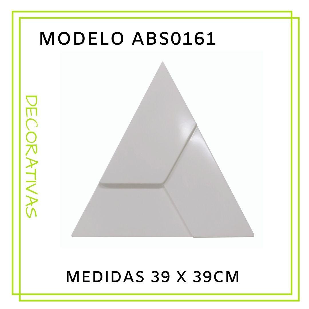 Forma De Gesso 3D em ABS - ABS0161-2MM 39x39cm