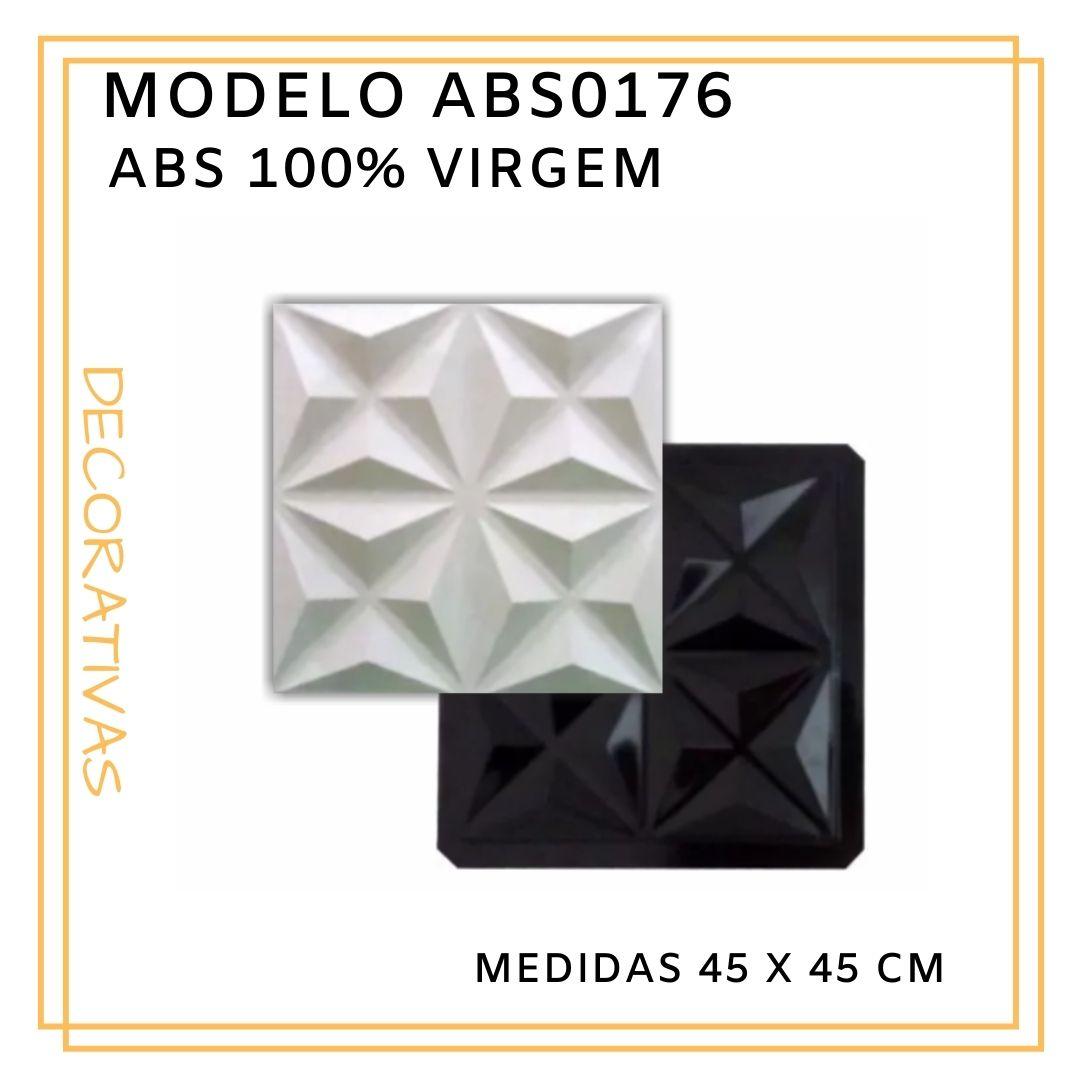 Forma De Gesso 3D em ABS - ABS0176-1MM  45x45cm