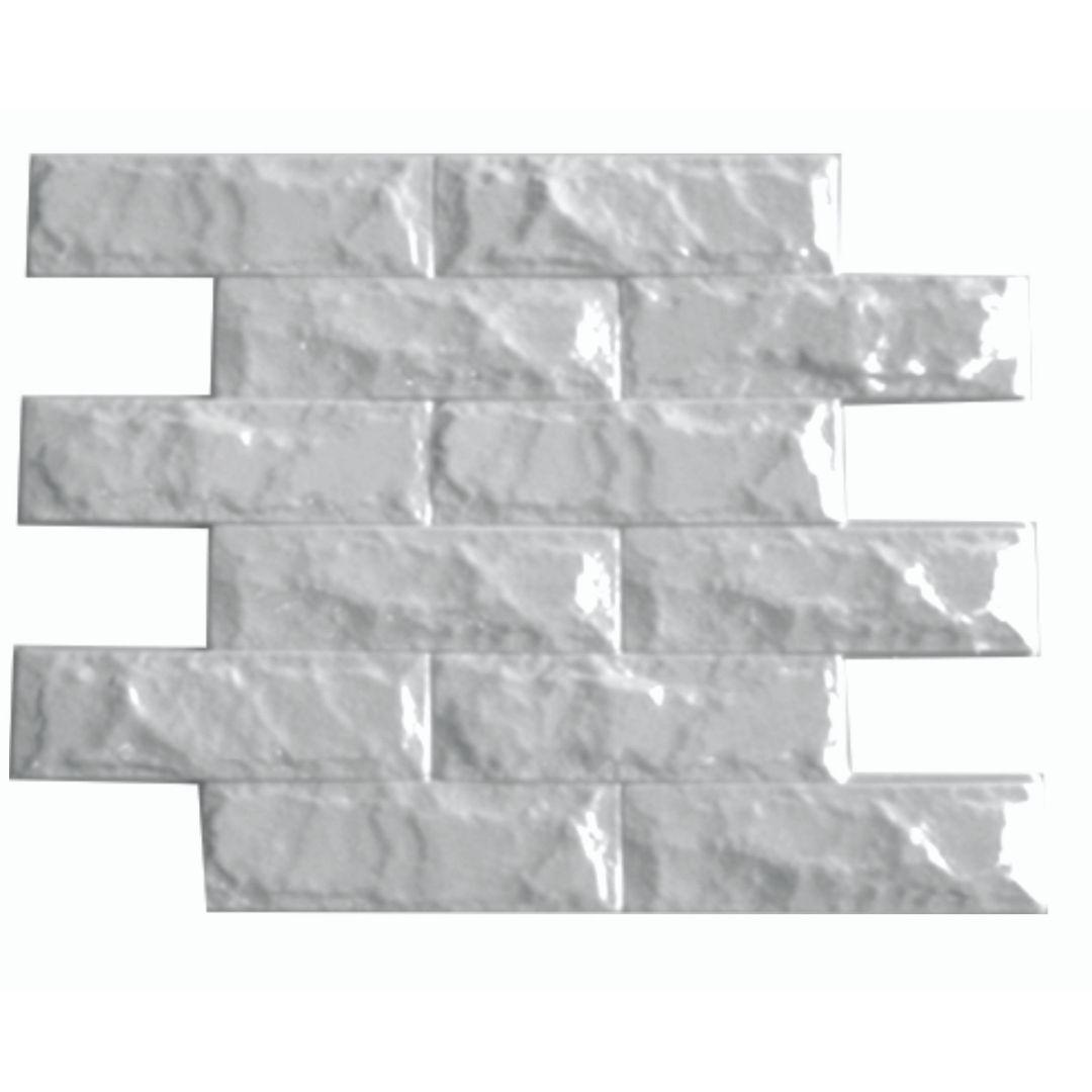 Forma De Gesso 3D em ABS - ABS0198-2MM 59x44cm