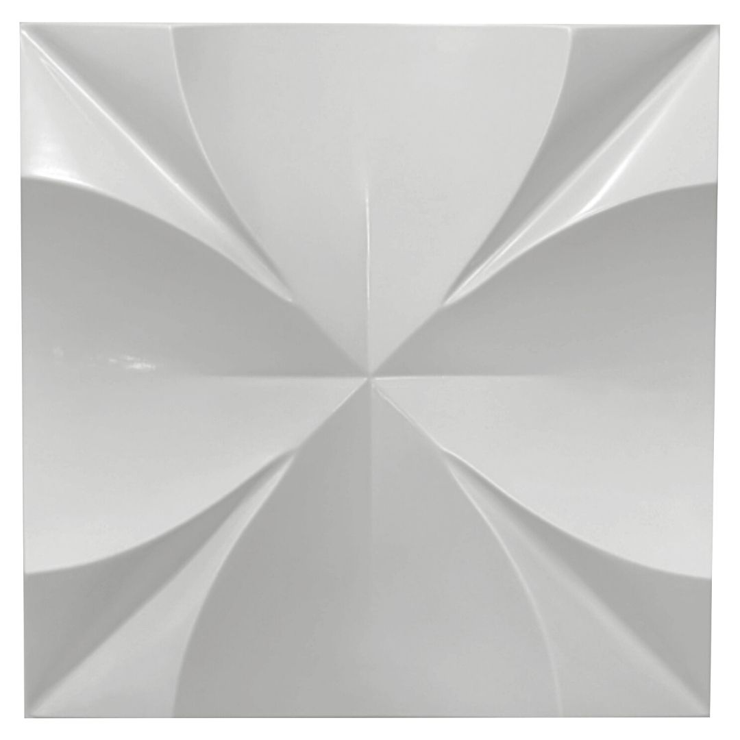 Forma De Gesso 3D em ABS - ABS0206-2MM 39x39cm
