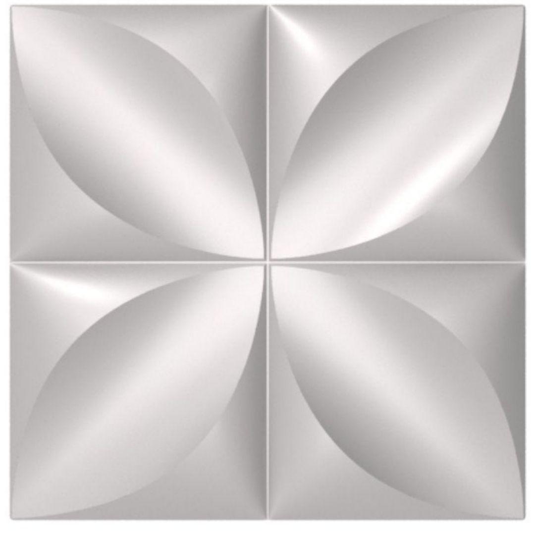 Forma De Gesso 3D em ABS - ABS0224 - 2MM 30x30cm