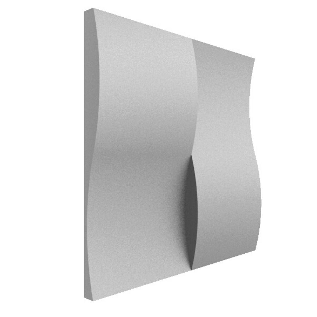 Forma De Gesso 3D em PET - PET0016-1.8MM 28x28cm