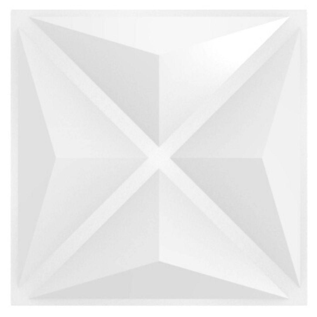 Forma De Gesso 3D em PET - PET0017-1.8MM 29x29cm