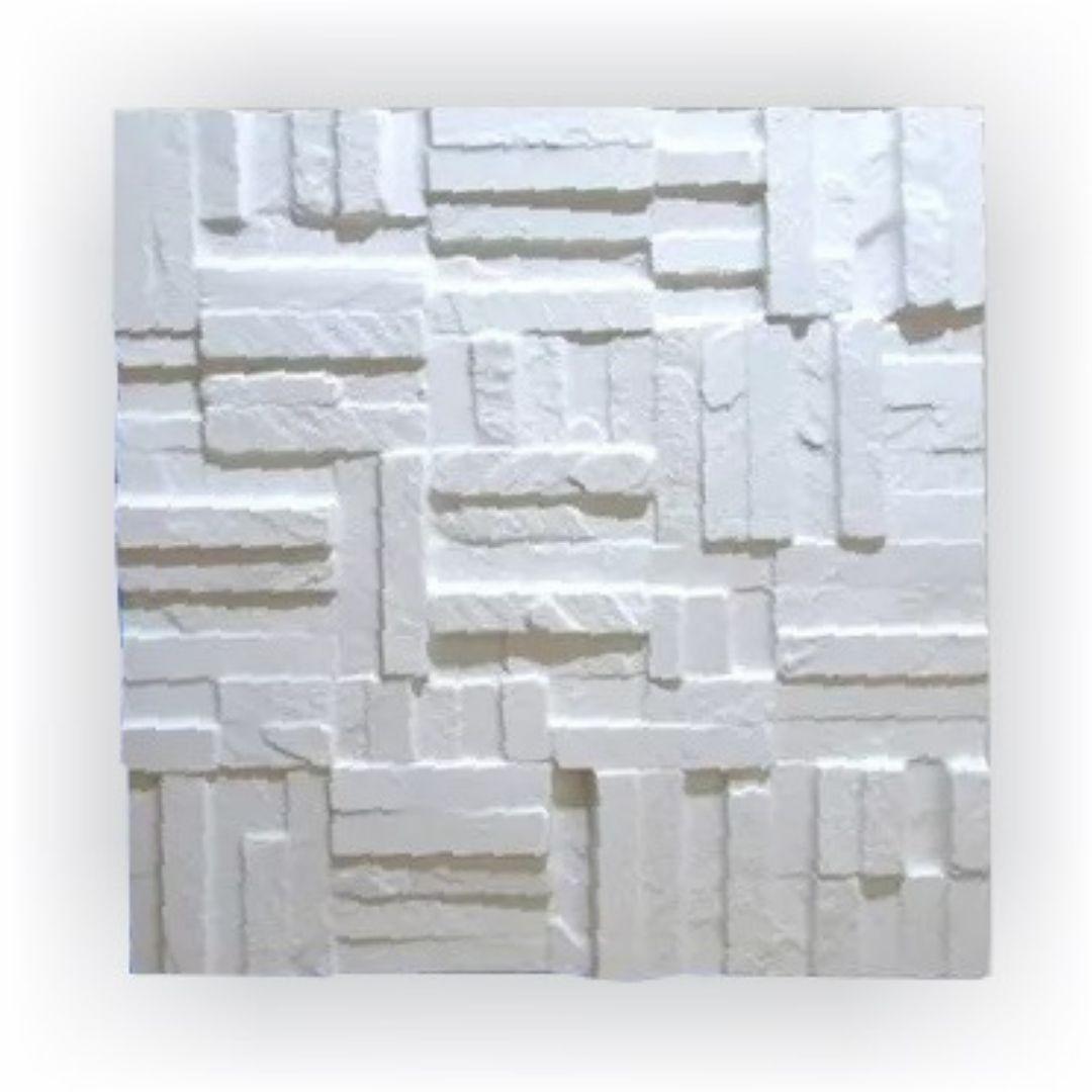 Forma De Gesso 3D em PET- PET0095-1.8MM  37,5x37,5