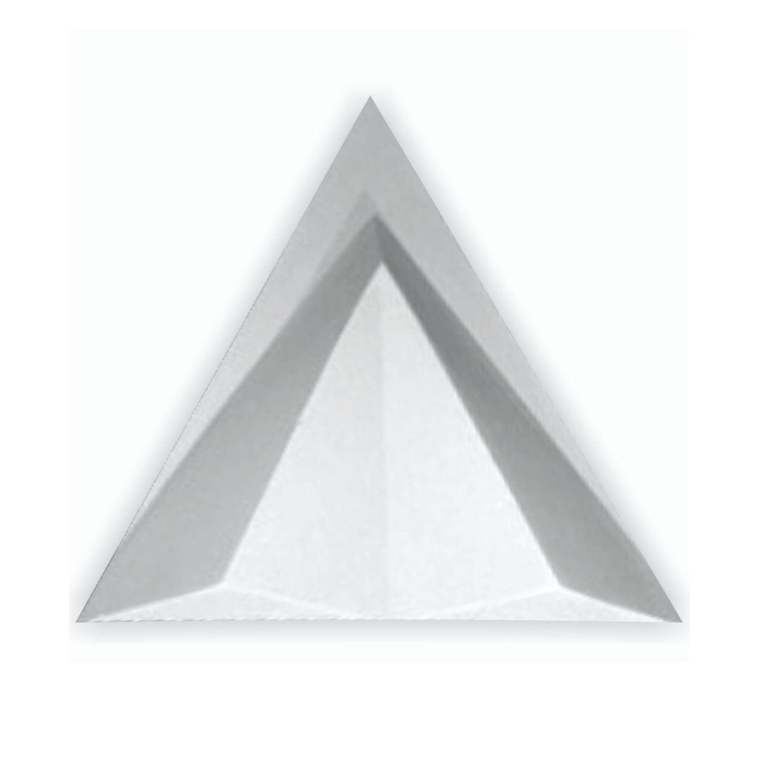 Forma De Gesso 3D em PET - PET0112-1.8MM 39x39cm