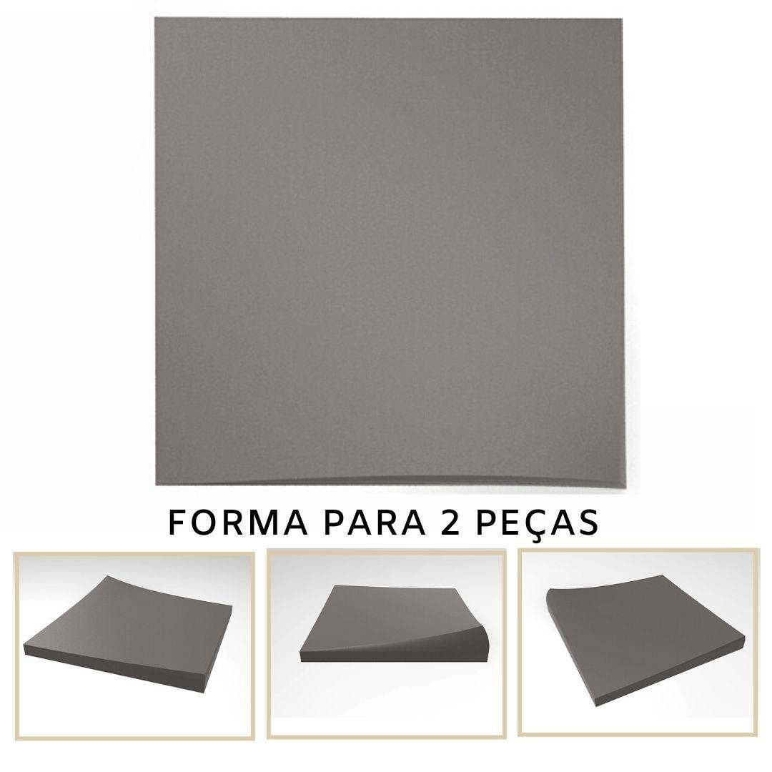 Forma De Gesso 3D em PET - PET0127-1.8MM 14,5x14,5