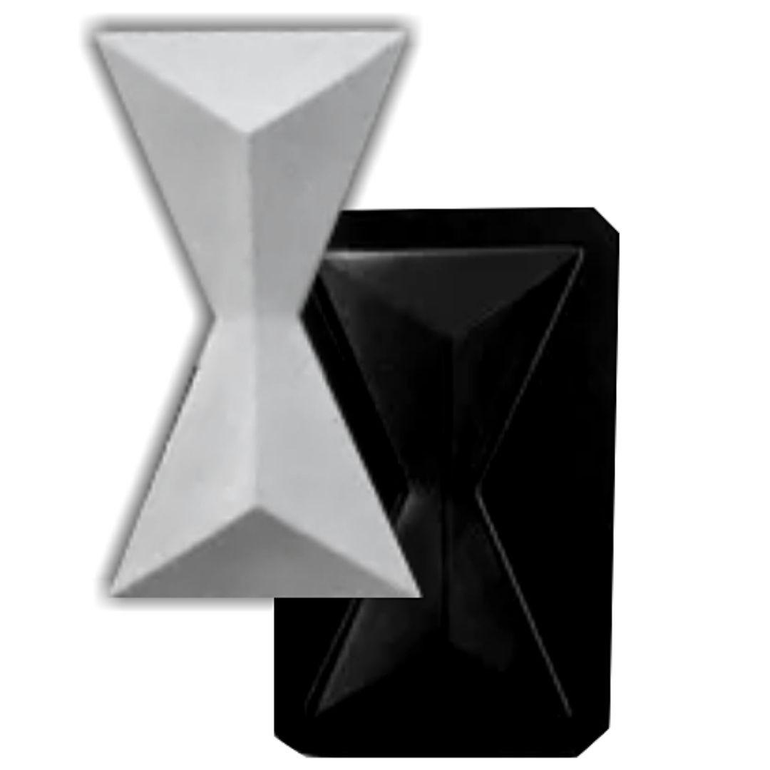 Forma De Gesso 3D em PET - PET0136-1.8MM 16x29cm