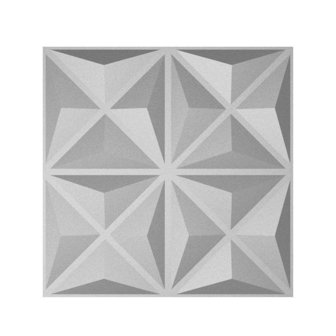 Forma De Gesso 3D em PET - PET0140-1.8MM 50x50cm